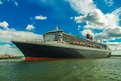 Transatlantik Passagen / Kreuzfahrten