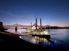Mississippi Flusskreuzfahrt