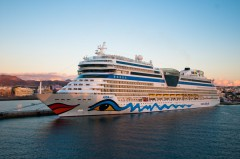 AIDA Cruises Clubschiff Kreuzfahrten 2017 / 2018