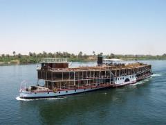 Nil Flusskreuzfahrt