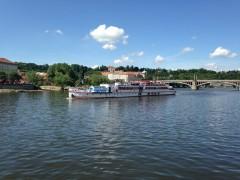 Moldau Flusskreuzfahrt