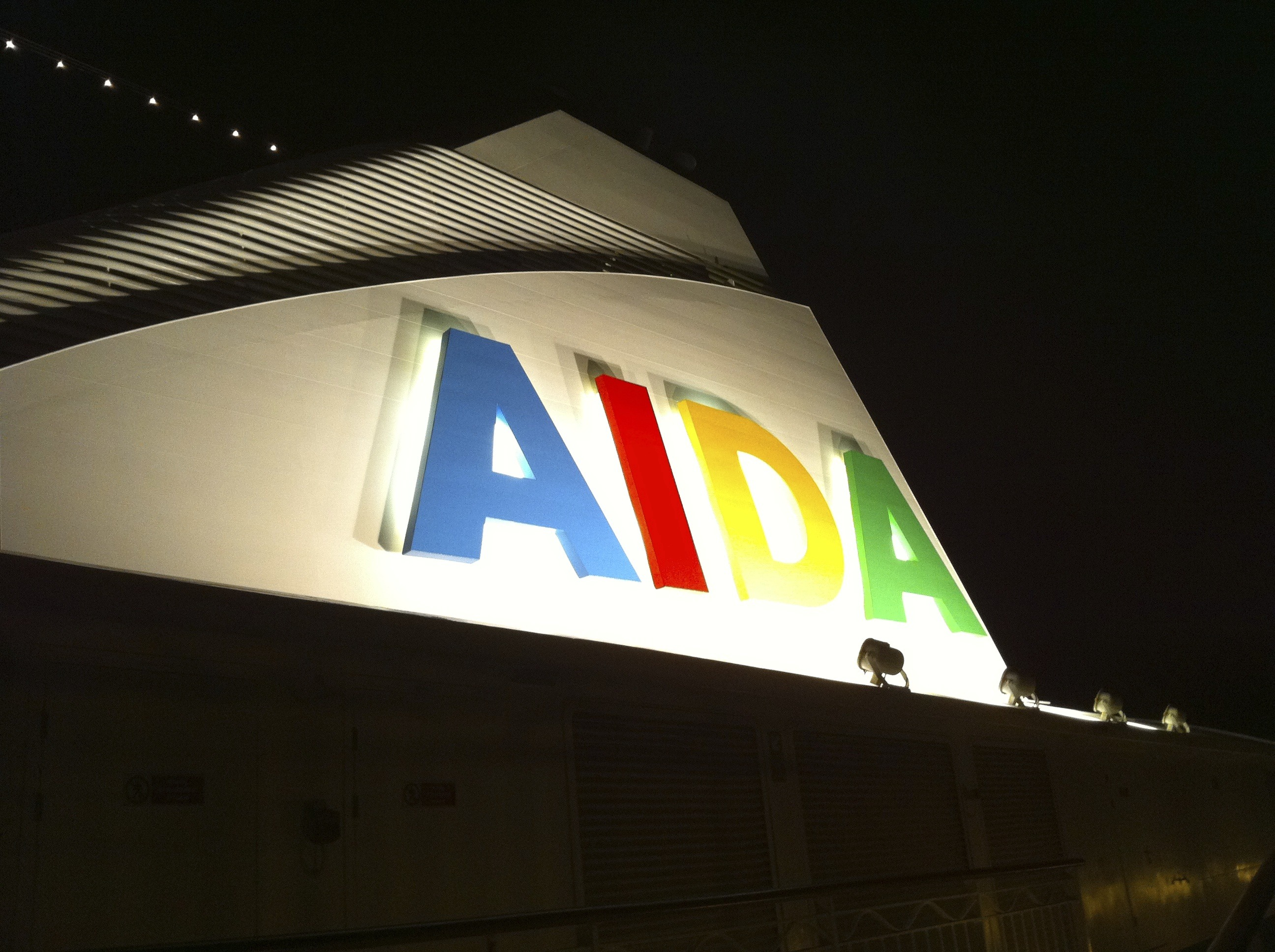 Kreuzfahrten der AIDAdiva