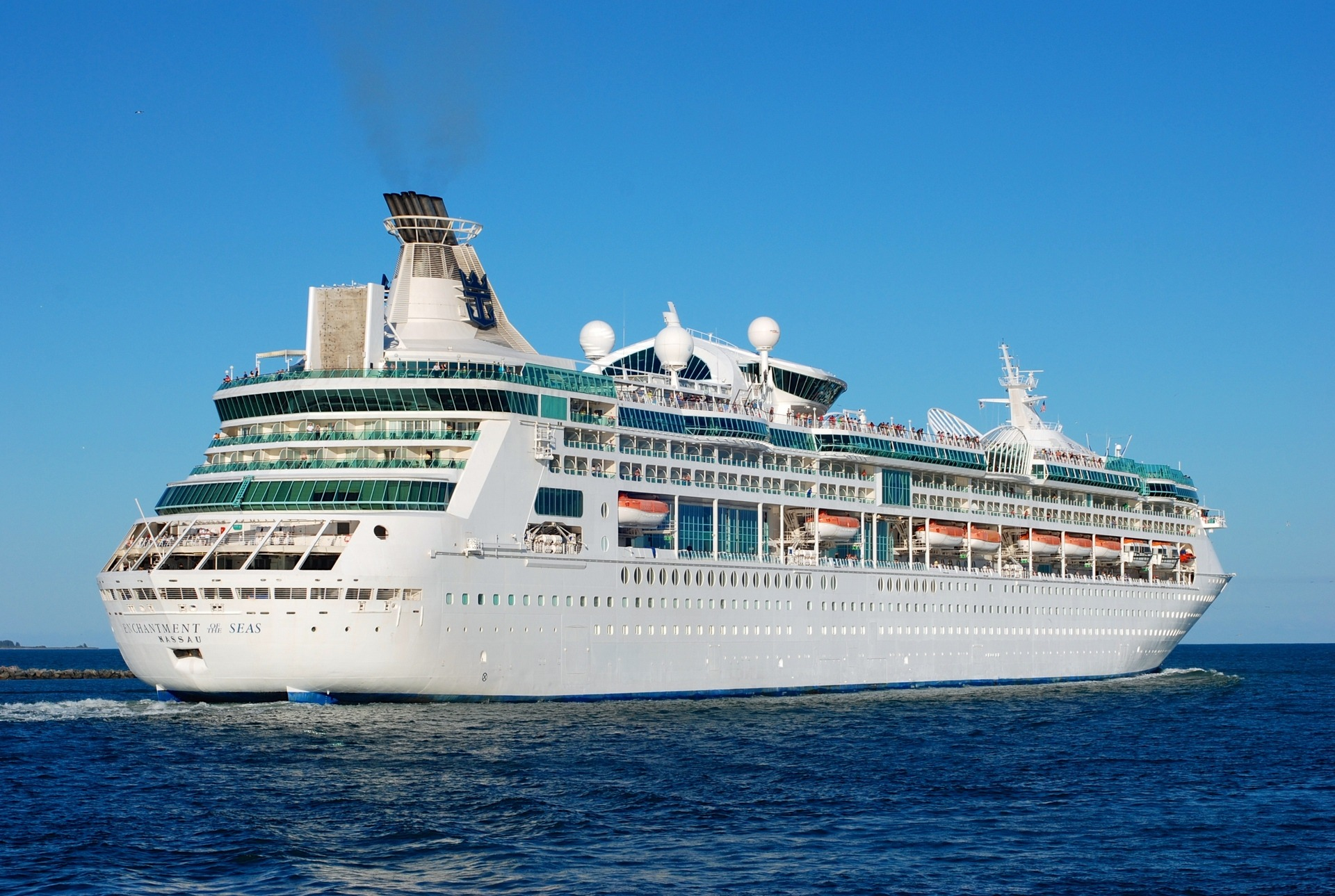 Kreuzfahrten der Enchantment Of The Seas 2018/2019