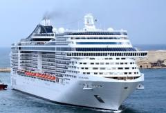 Kreuzfahrten der MSC Splendida 2020 / 2021