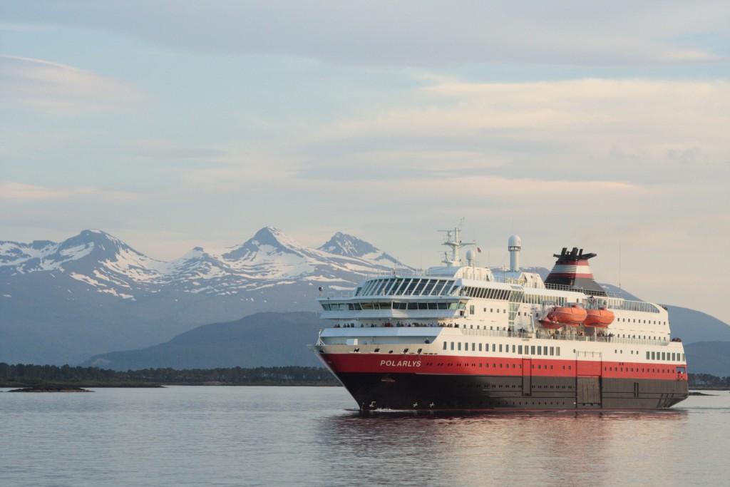 MS Polarlys Kreuzfahrten 2018 / 2019