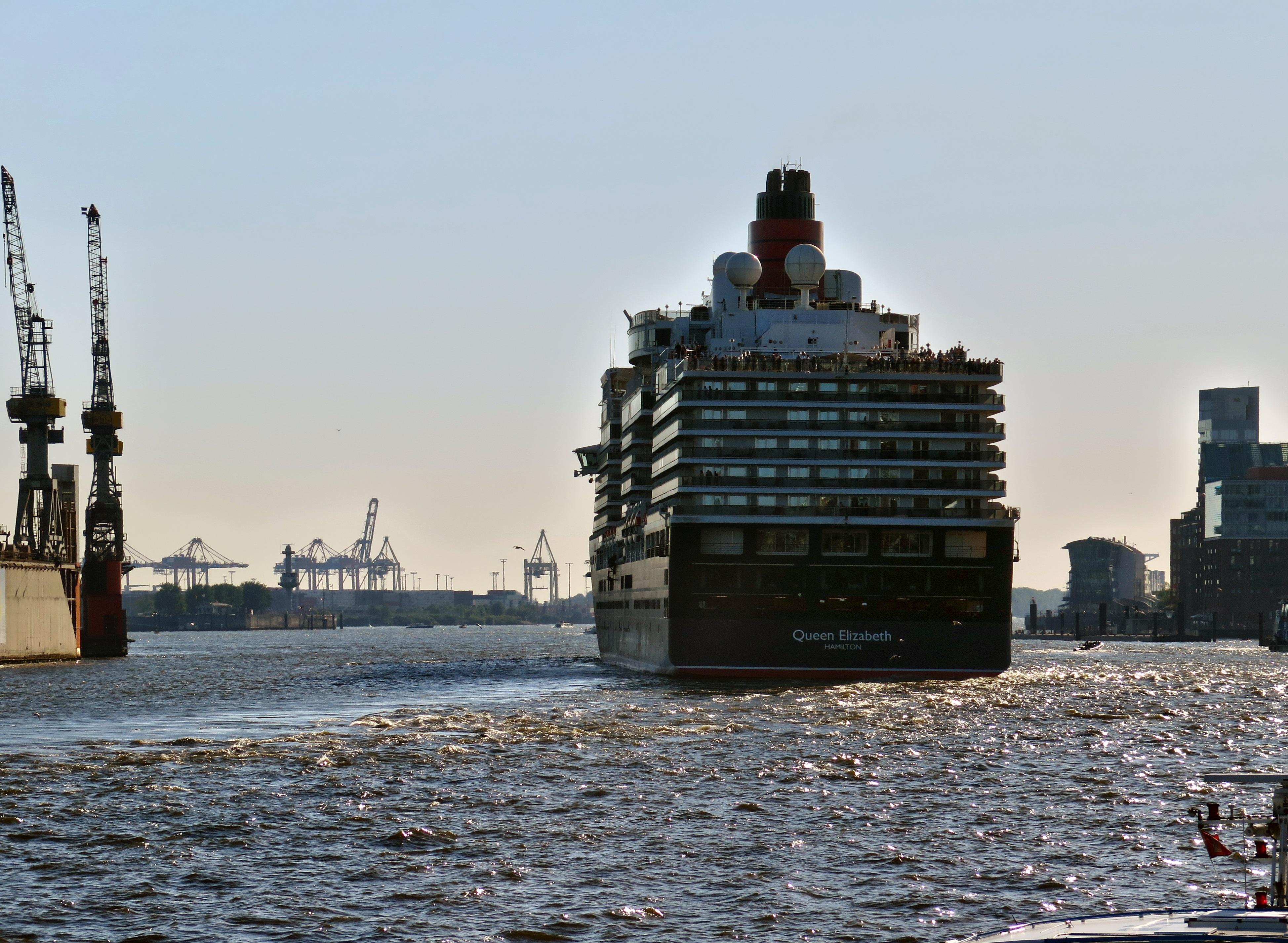 Queen Elizabeth Kreuzfahrten