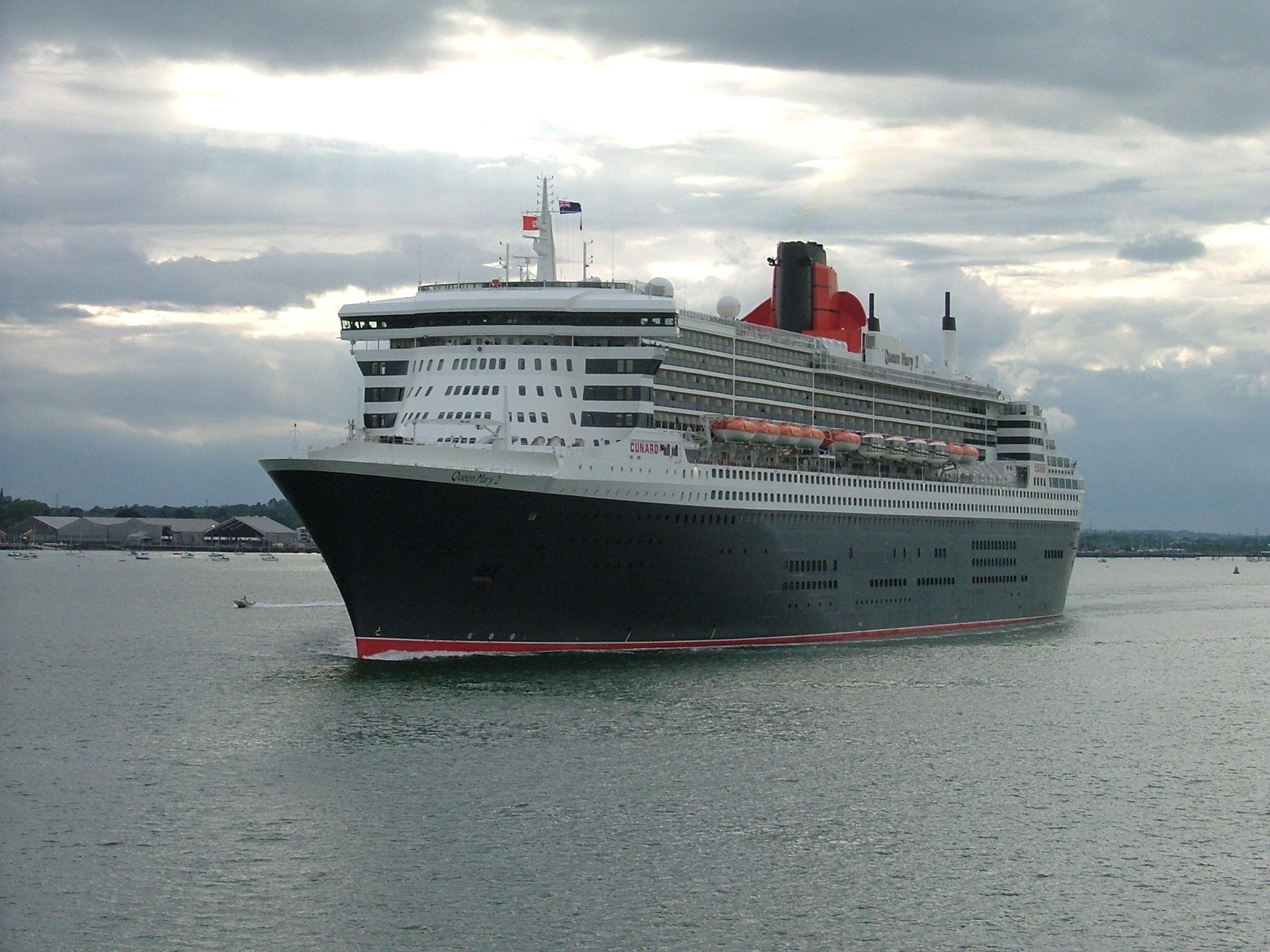 Queen Mary 2 Kreuzfahrten