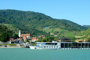 Rad-Kreuzfahrt Passau - Wien