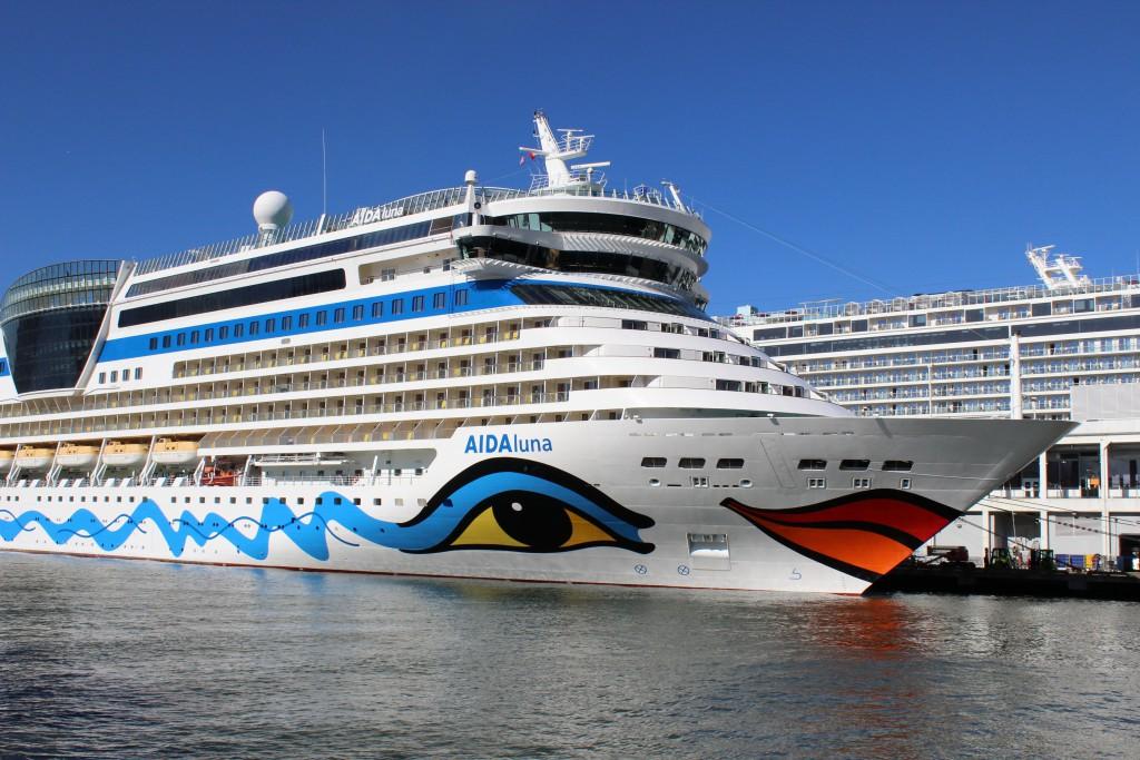 Kreuzfahrten der AIDAluna 2020 / 2021
