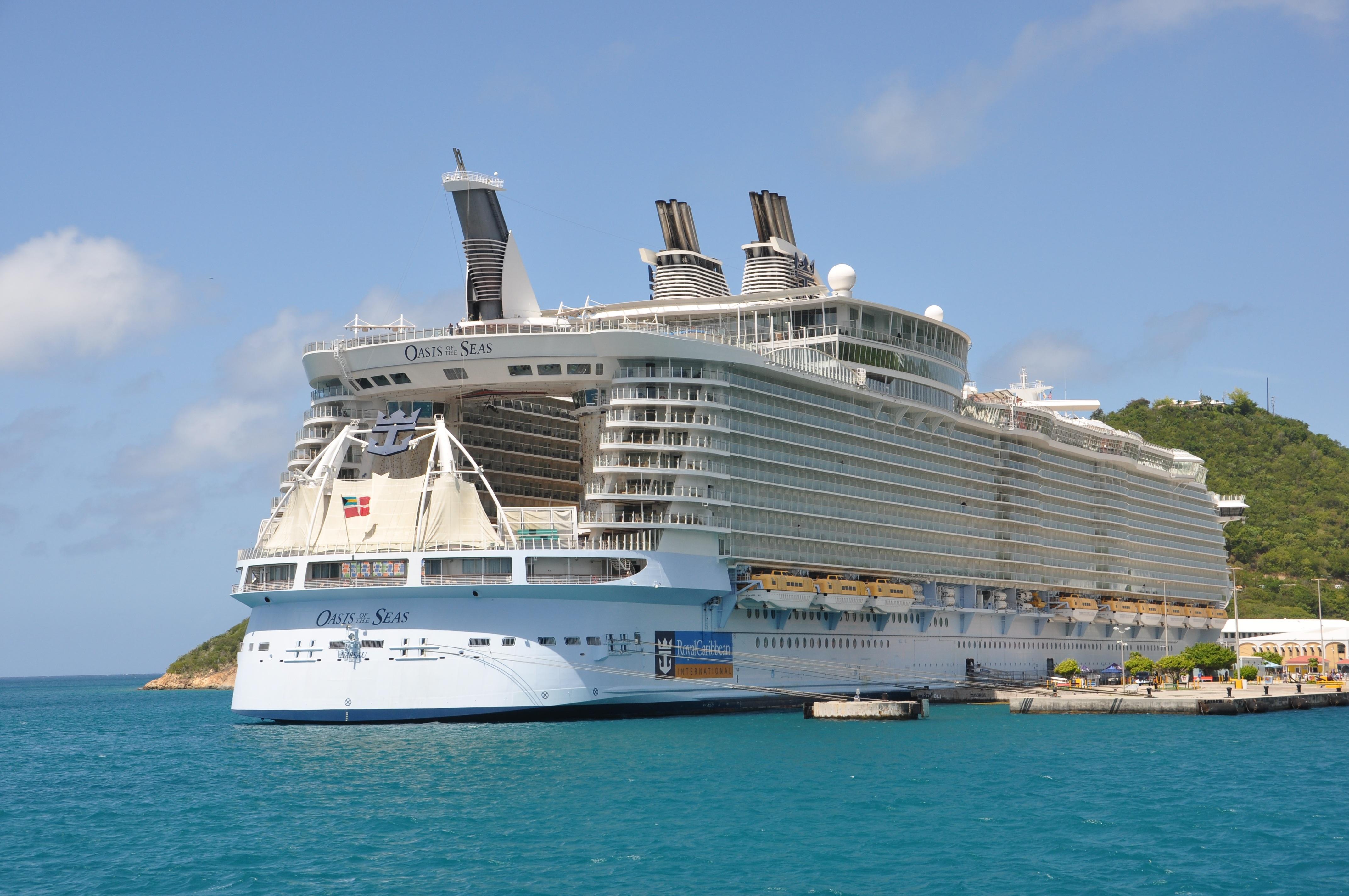 Kreuzfahrten der Oasis Of The Seas 2020 / 2021