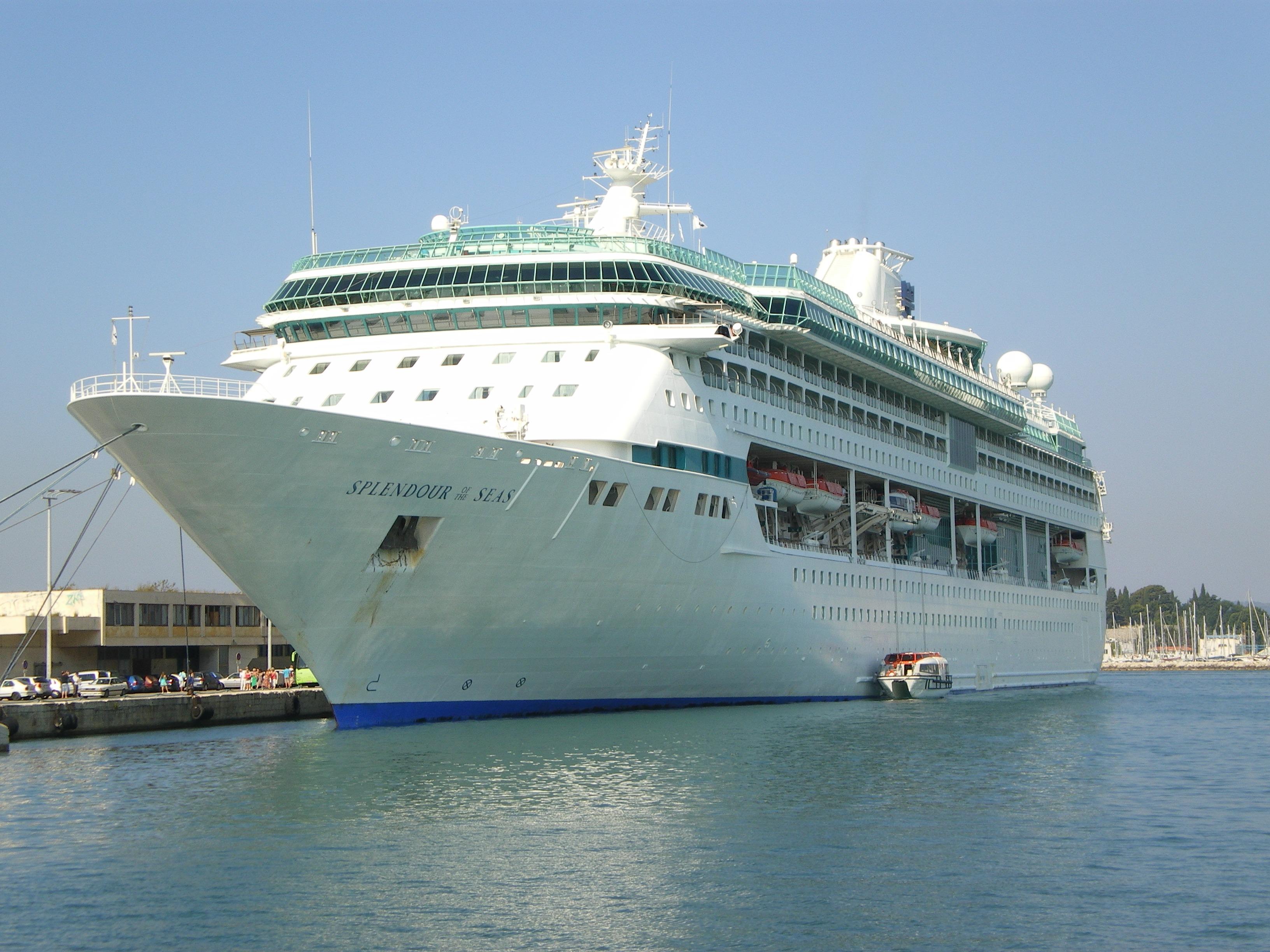 Kreuzfahrten der Splendour Of The Seas 2020 / 2021